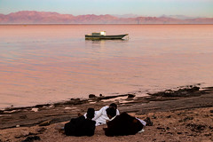 Three bedouins at sunset (andrius_) Tags: redsea sunset southsinaigovernorate egypt eg