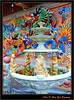 Wat U Phai Rat Bamrung  06 / 09 (M.J.Woerner) Tags: thailand vietnam bangkok chinatown what watuphairatbamrung mahayana buddhist temple