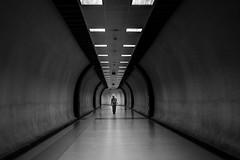 Tunel (㋡ Aziz) Tags: tunel undergound istanbul metro train underpass street fujifilm fujinon xt2 35mm dark contrast old new city grey white black mono bw blackandwhite 7dwf people man