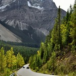 Spiral Tunnel Viewpoint and a Drive Through the Canadian Rockies (Yoho National Park) thumbnail