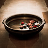 Bowl with Water and Flowers_Road House Restaurant_Kathmandu_Web 1 (johann.kisaame) Tags: 2017 bouda bowl flowers kathmandu nepal restaurants stupa sonyalpha6000 sony sonya6000 a6000 sel35f18 sel35 fineart