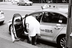 Pentax K1000 (alphanull) Tags: melbourne australia 35mm film pentax jch blackandwhite black white monochrome street photography art contrast light shadow streetphotography analog analogue ilford filmneverdie museum personal selfie boat paint food phone mirror reflection urban car person woman girl man family child taxi love sport abstract k1000