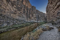 Santa Elena Canyon in Big Bend National Park (Mark P Betts) Tags: santaelenacanyon bigbendnationalpark