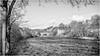 Barnard Castle . (wayman2011) Tags: lightroomfujifilmx100 wayman2011 bwlandscapes landscapes rural bridges rivers rivertees oldmills oldbuildings pennines dales teesdale barnardcastle countydurham uk