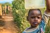 Kampala, Uganda (gstads) Tags: kampala uganda ugandan africa african lakevictoria girl child water carry carrying drinkingwater pump portrait ngc