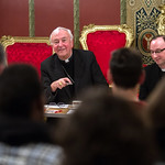 Youth Synod Preparation meeting with Cardinal Vincent Nichols thumbnail