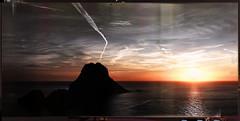Vedra (Jean-Louis DUMAS) Tags: vedra ibiza espagne océan mer sea reflets rocher baléares