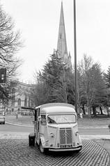 Coffee St Mary Redcliffe (davehyper) Tags: leica m6 summarit 35mm f25 ilford delta 400 coffee bristol st mary redcliffe davehyper photography film analogue
