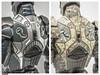 18 (manumasfotografo) Tags: comicave ironman mark23 mark40 shades shotgun marvel review actionfigure