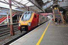 221111 (matty10120) Tags: crewe railway station class tran rail transport travel 221 virgin trains west coast voyager