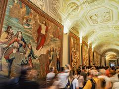 Vatikan Müzesi (-daniska-) Tags: vatikan olympus panasonic1232mm