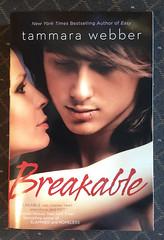 BREAKAWAY by Tammara Webber - Front Cover (valeehill) Tags: book novel breakable tammarawebber contoursoftheheart