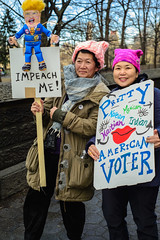 WomensMarch2018-6(NYC) (bigbuddy1988) Tags: women portrait people photography nikon d610 friends sign protest art new usa nyc city manhattan trump newyork womensmarch strobe flash sb400