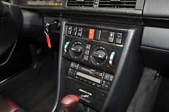 1995 Mercedes E 60 AMG W124 Signaalrood (26) (aganesaganes) Tags: