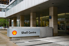 Shell Centre (Can Pac Swire) Tags: calgary downtown city centre center alberta canada canadian 2017aimg0504 shell royaldutch oil patch petrol petroleum 400 4 avenue ave sw 4th