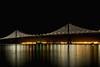 Bay Bridge At Night (Daniel Meical) Tags: longexposure oaklandbaybridge baybridge bridge sanfrancisco california bayarea