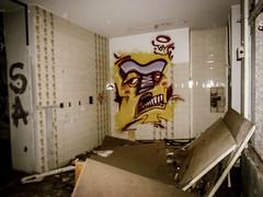 IMG_5490 (tiulekler) Tags: urban urbanexploration urbex exploration abandoned hospitalabandoned hospital street