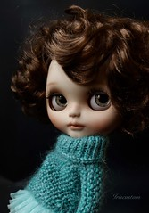 Iriscustom Ooak Blythe Art Doll (Iriscustom Blythe Art Doll) Tags: iriscustom ooak blythe art doll bamby fa etsy