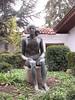 Modern statue, gardens of Balabanov House, Old Town, Plovdiv, Bulgaria (Paul McClure DC) Tags: plovdiv bulgaria balkans feb2018 пловдив българия sculpture