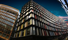 IMG_1476_stitch (AndyMc87) Tags: london dark sky sunset building architecture travel stitched ice canon eos 6d 2470 l glas reflection modern