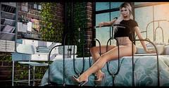 Private study (3XIS) Tags: blog blogger blogging blush decor dirtyprincess dysfunctionality exis fameshed fashion girl keke merak navycopper phedora photography picture rebelgal secondlife sl styling tarte uber void