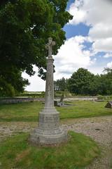 Burnham Thorpe War Memorial (Worthing Wanderer) Tags: norfolk summer sunny farmland coast seaside nelson holkham burnham hero august