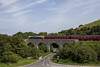 33012 Corfe Castle (EGRP43924) Tags: class 33 33012 corfe castle swanage railway wareham 4tc 37 37518