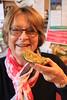 Sue (Jeff And) Tags: sue sueanderson food snck market salisbury wiltshire