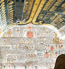 Tomb of Ramesses V-VI (kairoinfo4u) Tags: egypt tomboframessesvi thebes luxor valleyofthekings tomboframsesvi égypte egitto egipto ägypten luxorwestbank talderkönige ramsesvi ancientthebes kv9