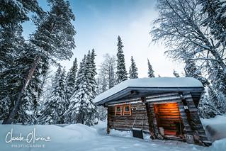 Luosto, Finnish Lapland