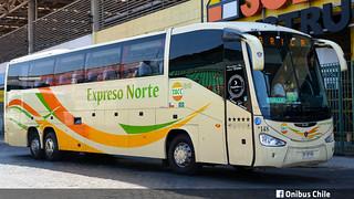Irizar Century 3.90 / Expreso Norte / Nº 148