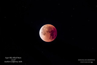 Super Blue Blood Moon - 1.31.18