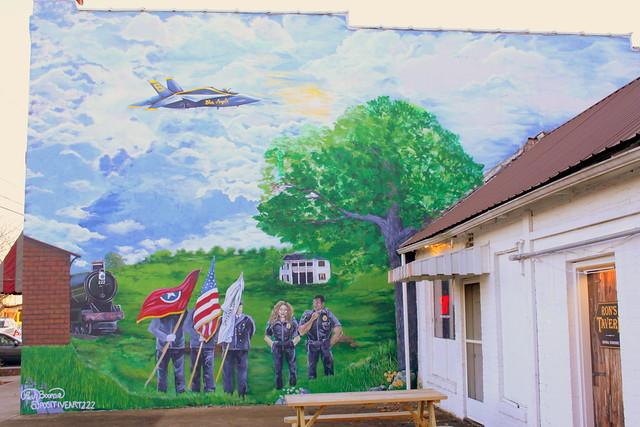 Smyrna, TN Mural
