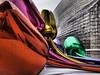 Tulips (Stuart D Robertson) Tags: jeffkoons sculpture art guggenheim bilbao