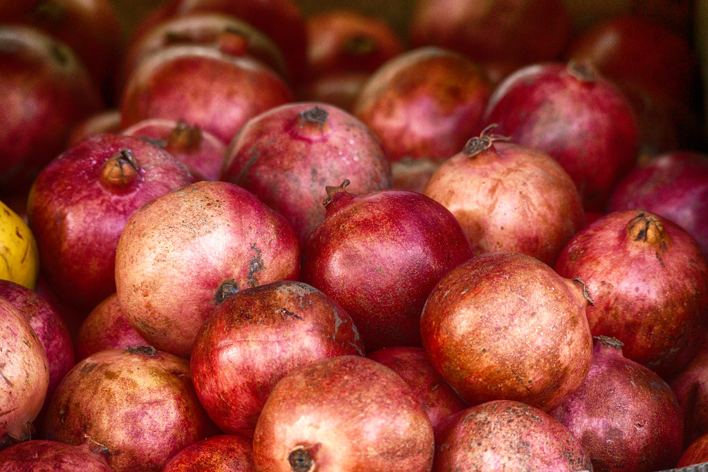 Pomegranate fruit - Research Paper Example