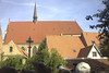 Church attached to the Monastery of Rostock Germany (bellrich1941) Tags: rostock germany