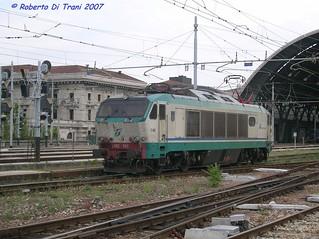 E402 002 Milano Centrale