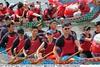 2017-05-29 2875 Taipei Dragon Boat Festival 2017 - Dajia Riverside Park (Badger 23 / jezevec) Tags: dragon dragonboat festival taiwan history culture travel tourism duanwufestival zhongxiaofestival 忠孝節 龍船節 龍舟節 端午节 端午節 龍舟 龙舟 龍船 龙船 taipei ֵ台北 臺北市 taipeh taןpeh ταϊπέι 타이페이 тайбэй 台北市 ტაიბეი تايبيه taibei đàibắc taipé tchajpej rowing sports boat barco шлюпка 배 ボート barca βάρκα bateau 小船 člun veneillä csónak łódź boating vessel photo picture image watersports watercraft asia tradition teamwork water 大佳河濱公園 dajiariversidepark