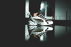 Nike Air Contrail White / Black / Lemon Twist (BY DIMWORKS) Tags: nike sneakers air max contrail vintage hold sneakerhead yeezy boost 700 500 350 canon 5dmk4