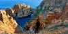 Ponta da Piedade (xplr) (anj_p) Tags: algarve portugal shores rocks atlantic lagos pontadapiedade arches