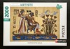 Pharaoh And His Wife (Danijel Legin) Tags: puzzle jigsaw nathan 2000 egyptianart