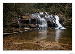 Panther Creek Falls (John Cothron) Tags: americansouth bigpanthercreek cpl canoneos5dmkiv chattahoocheeoconeenationalforest clarkesville cothronphotography distagon352ze dixie georgia habershamcounty johncothron southatlanticstates southernregion thesouth us usa unitedstatesofamerica zeissdistagont352ze autumn circularpolarizingfilter clouds cloudy cloudyweather creek diffuse environment fall falling flowing forest freshwater hiking landscape longexposure morninglight nature outdoor outside overcast protected river scenic stream water waterfall img22265171118 ©johncothron2017 panthercreekfalls