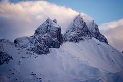 ALBIEZ-2 (zol-photo) Tags: aiguille darves maurienne montagne savoie neige nuages paysage landscape ciel