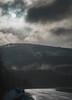 Winter-Autobahn (dr.rol) Tags: hochwald hunsrück landschaft schnee winter highway autobahn snow saarland wald forest clouds sun gegenlicht backlight