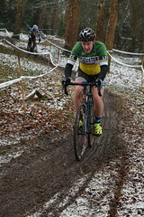 DSC_0150 (sdwilliams) Tags: cycling cyclocross cx misterton lutterworth leicestershire snow
