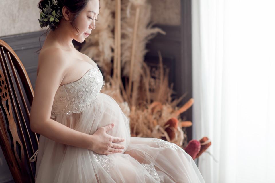 推薦 台南孕婦寫真 浪漫溫馨風格 018