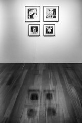 'Four on the Floor' (Canadapt) Tags: photos floor wall reflection hardwood museum four bw sintra portugal canadapt