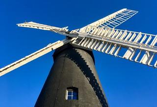 Ashby's Windmill, Brixton