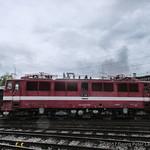 Elektrische Lokomotive 211 030-2 ex Deutsche Reichsbahn thumbnail