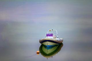 Dream boat for Tír na nÓg